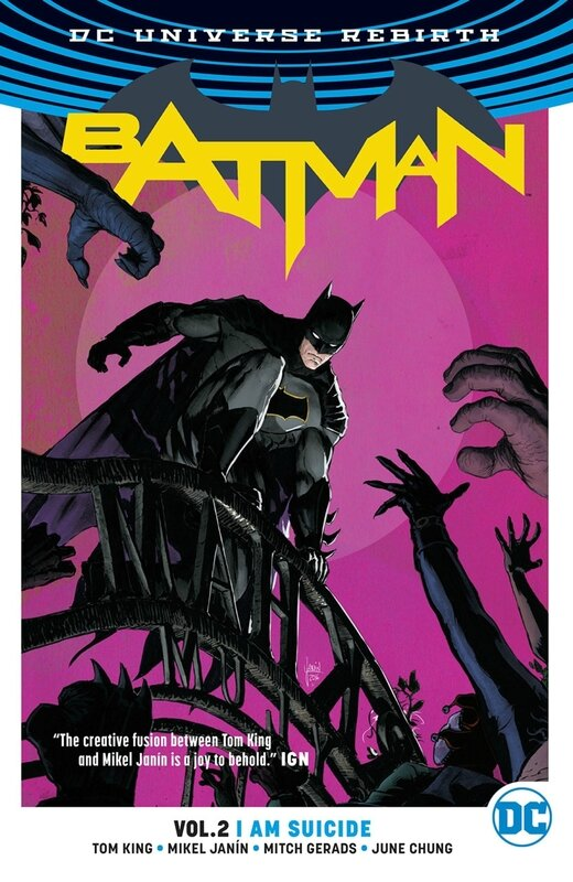 rebirth batman vol 02 i am suicide TP
