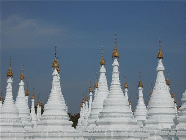 Jolis pagodons et yen a des centaines