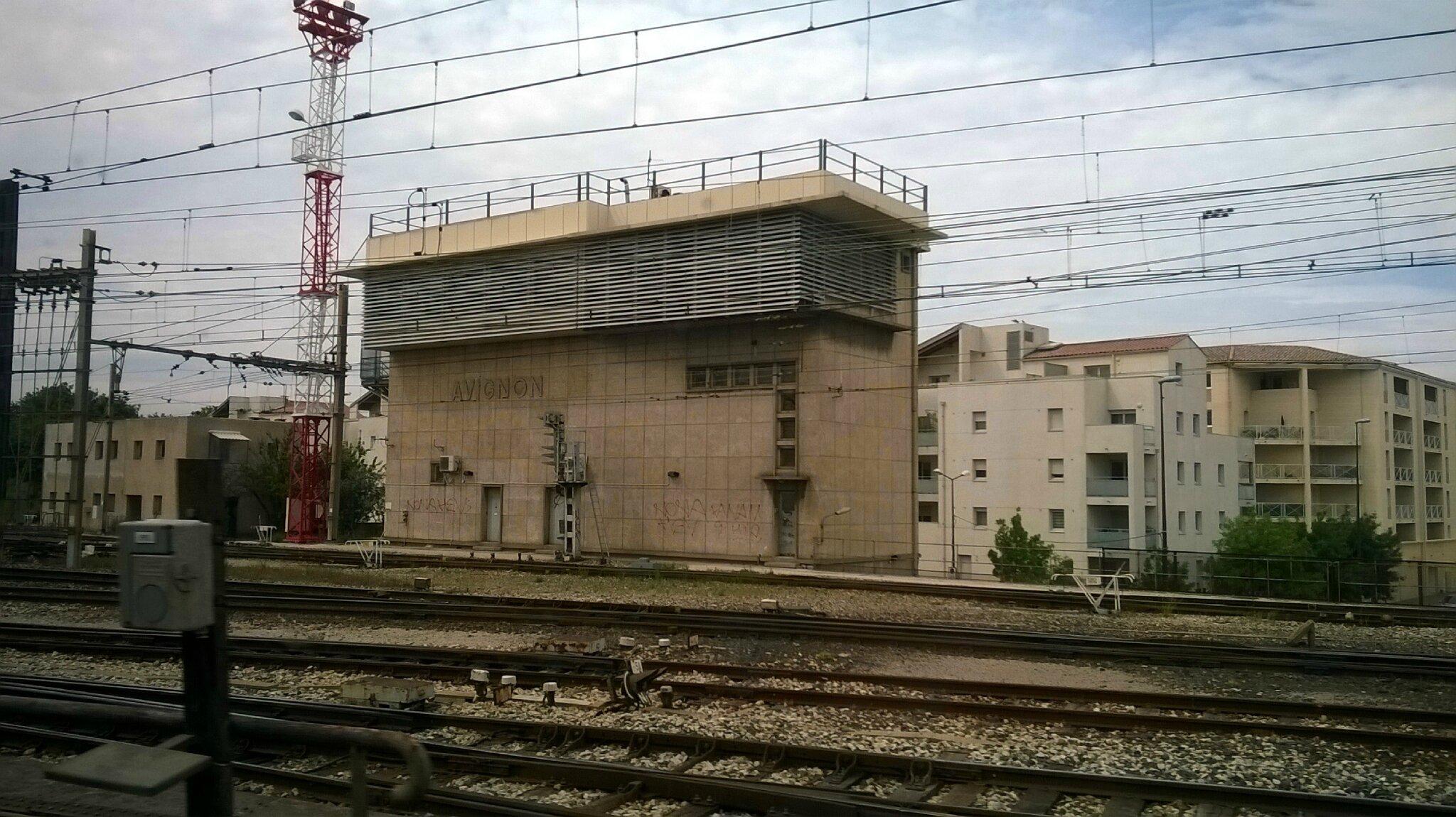 PRS Avignon (Vaucluse - 84)