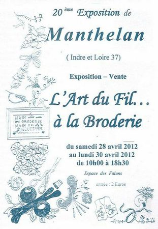 affiche MANTHELAN