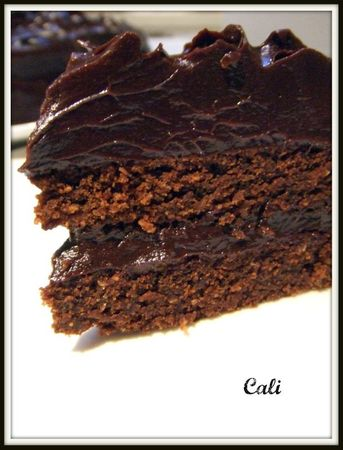 Devil's Food Cake de Nigella 004