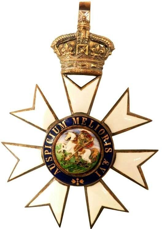 Médaille GB2
