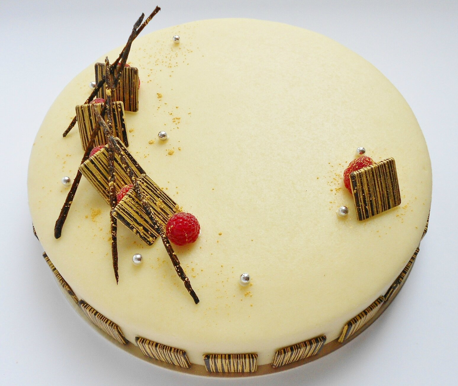 decoration gateau 2015