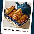 Cream de parisienne