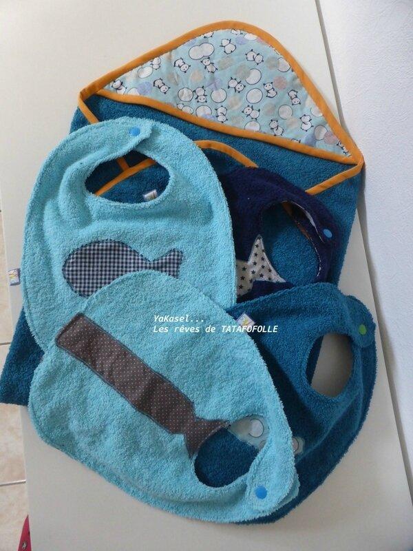 Tous les cadeaux box blue YKS