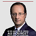 Hollande au bourget !