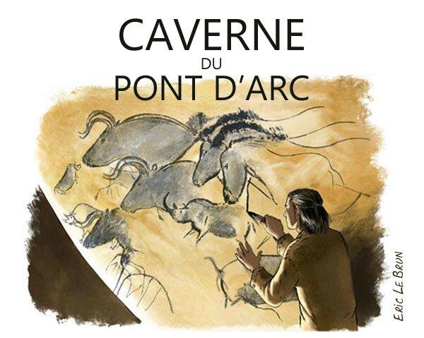 Caverne du Pont d'Arc BD