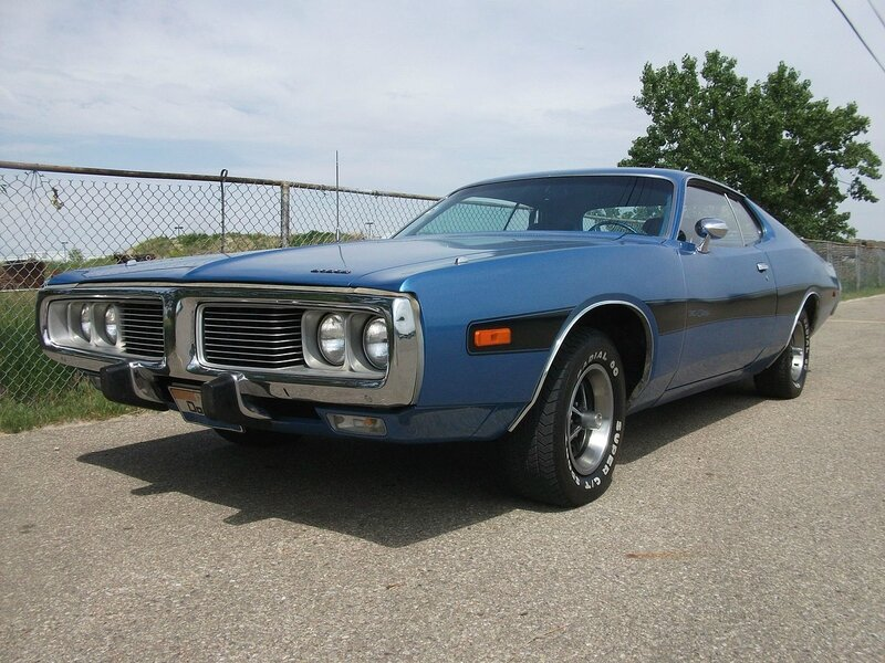 1973_Dodge_Charger_(4805447140)