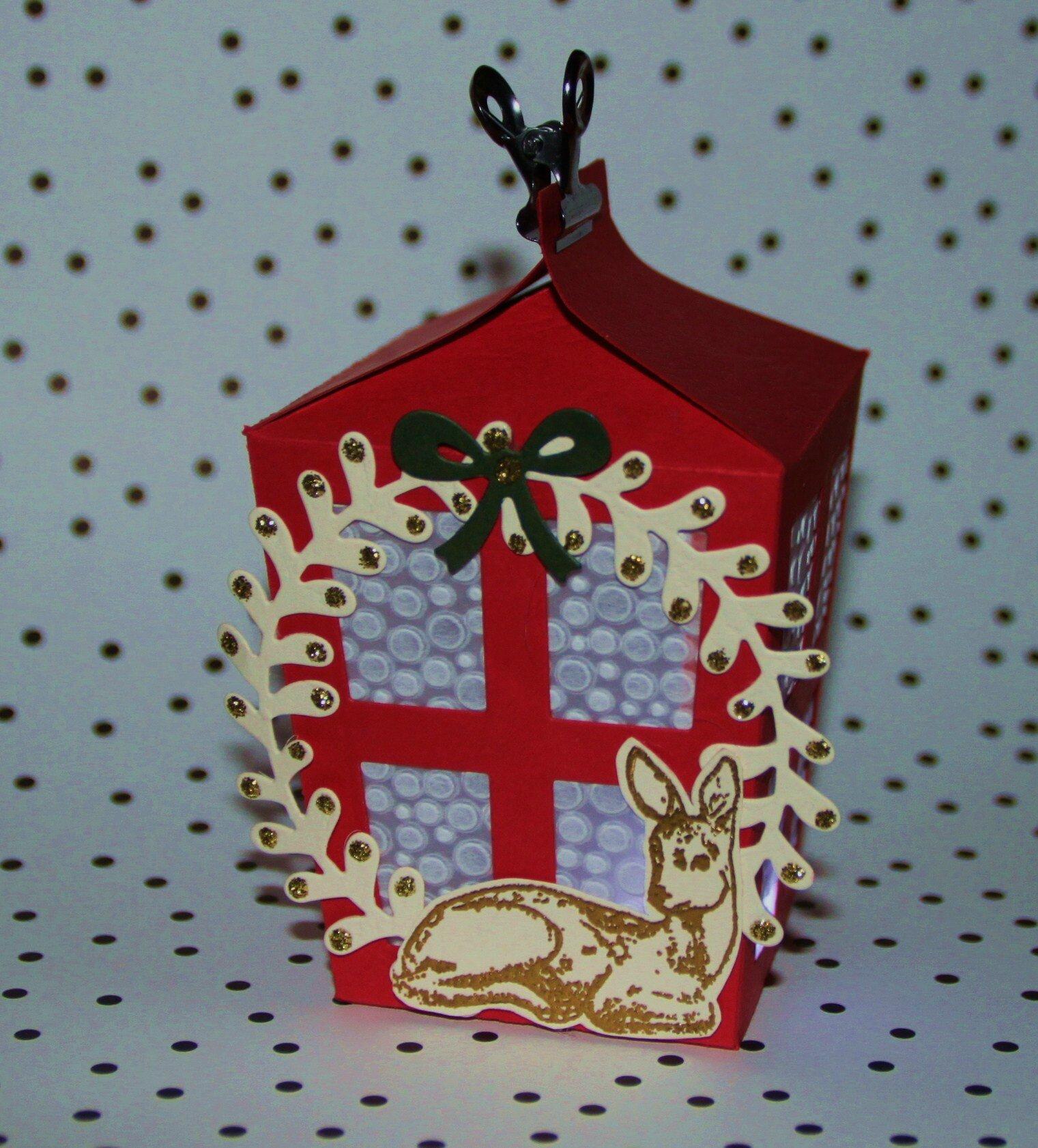 La lanterne de Noël