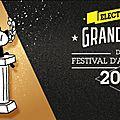 Grand prix festival BD
