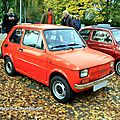 Fiat 126 bambino 650 (Retrorencard novembre 2011) 01