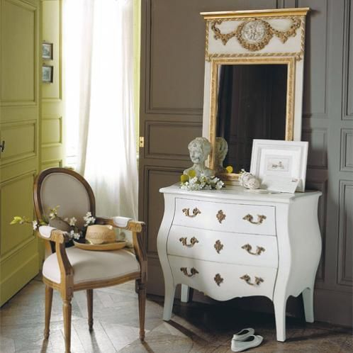 Cr er un style autour d 39 une commode baroque decor 39 in - Maison du monde commode baroque ...