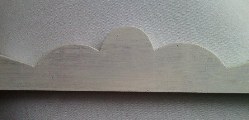 detail blanc