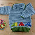 Dans la série ... tricot