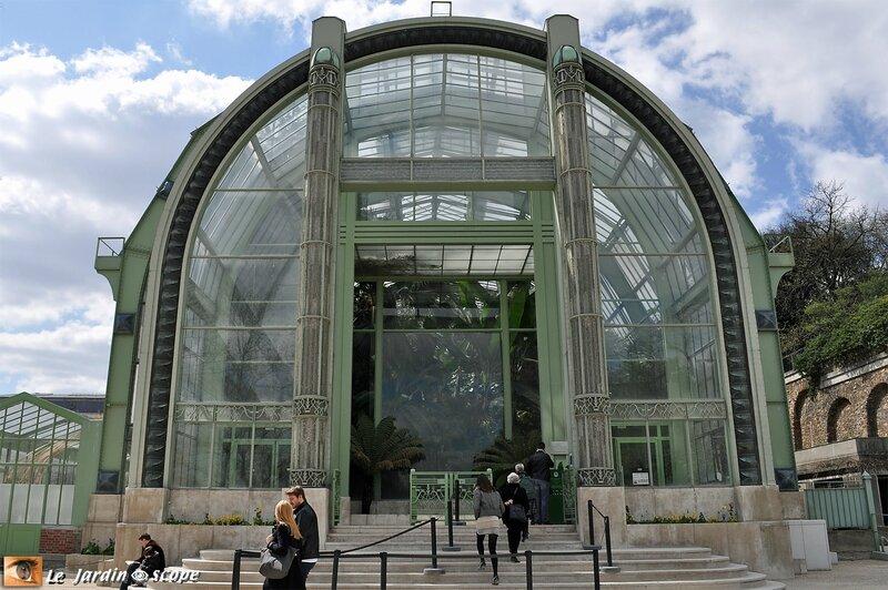 Grandes Serres du Jardin des Plantes de Paris