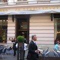 Café demel à vienne et 100ème !