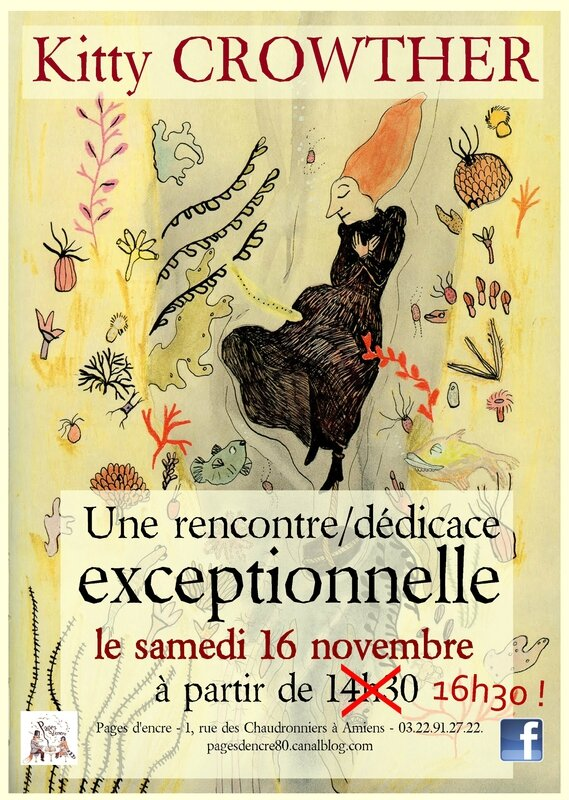 affiche kitty crowther