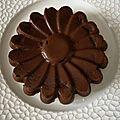 Gâteau chocolat fève de tonka light