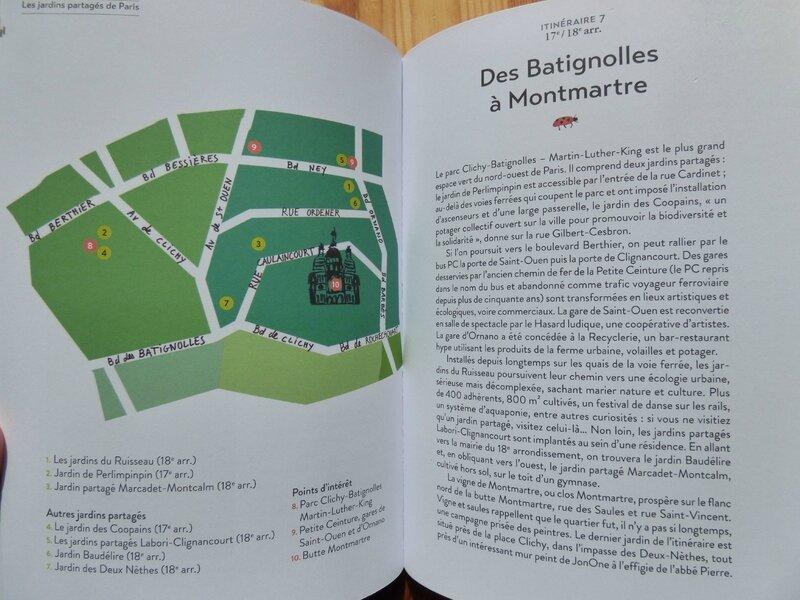 Jardins partagés de Paris (2)