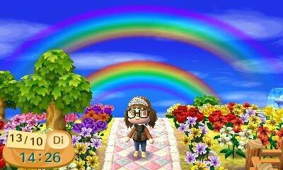 Animal Crossing New Leaf Code Onirique Plus Belle Ville
