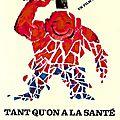 Tant qu'on a la santé - pierre étaix (1966), rupture (1961)