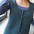 débardeur AM-12 sweet hand knitted 3