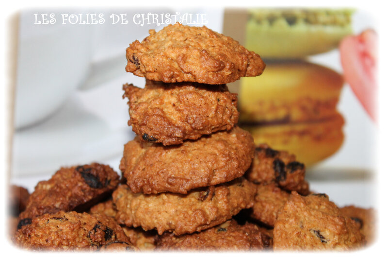 Cookies avoine 8