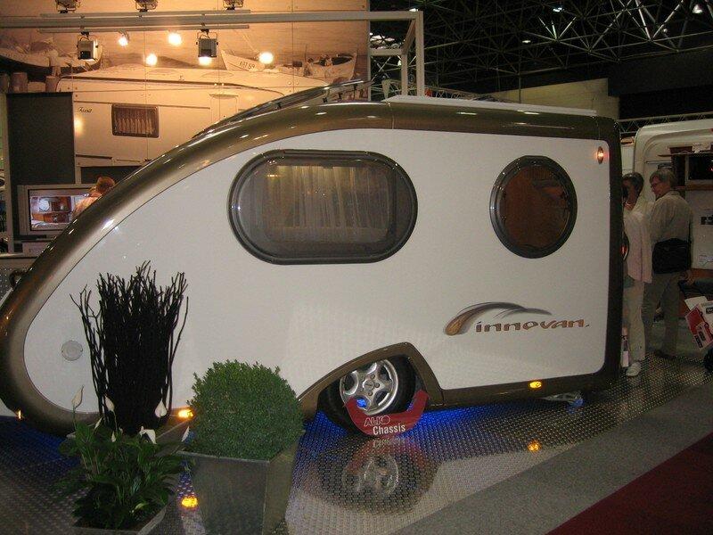 Le salon de la caravane tarte cr ole pour moi marmite d 39 un p 39 tit point - Salon de la caravane d occasion ...