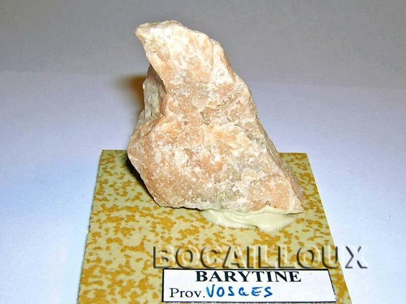 BARYTINE S168