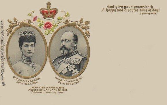 CPA Richard VIII & Alexandra
