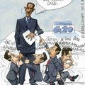 G20  Londres, Sarko et Obama