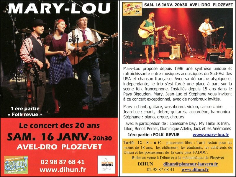Concert MARYLOU