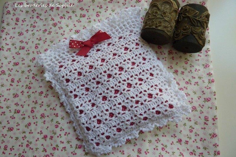 Sachet lavande crochet 1 photo de c t crochet et tricot les broderies de sophie - Sachets de lavande pour armoire ...