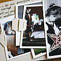 Mini-album Rétrospective 2011 détail 2