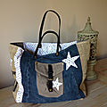 Sac sardine & cie collection jean