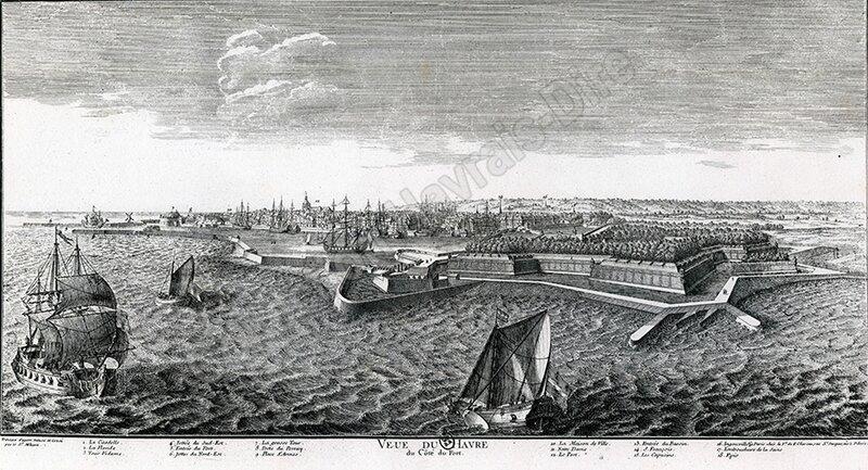 Le Havre 1740 ALG