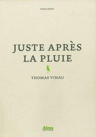 Thomas Vinau_Juste après la pluie-_Alma_2014