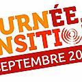 - date à noter : le 24 septembre, pour faire le premier pas dans la transition citoyenne