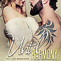 ** cover reveal ** until harmony by aurora rose reynolds