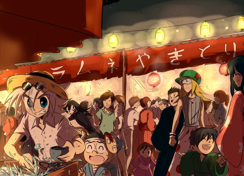 Festival kaitou joker