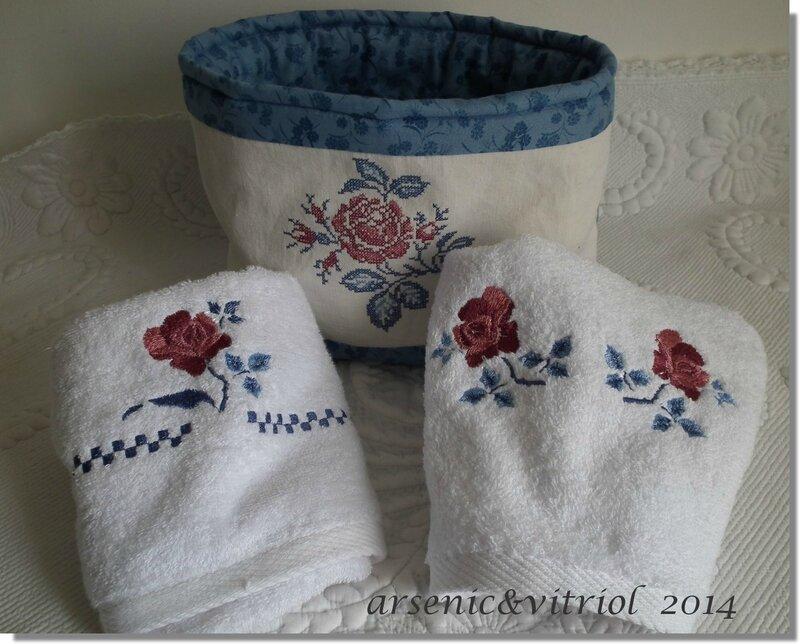 serviette digoin
