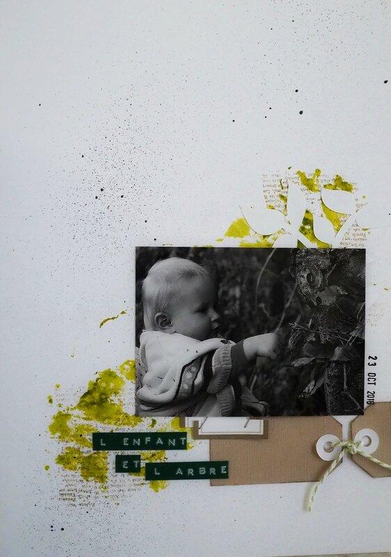 l'enfant et l'arbre
