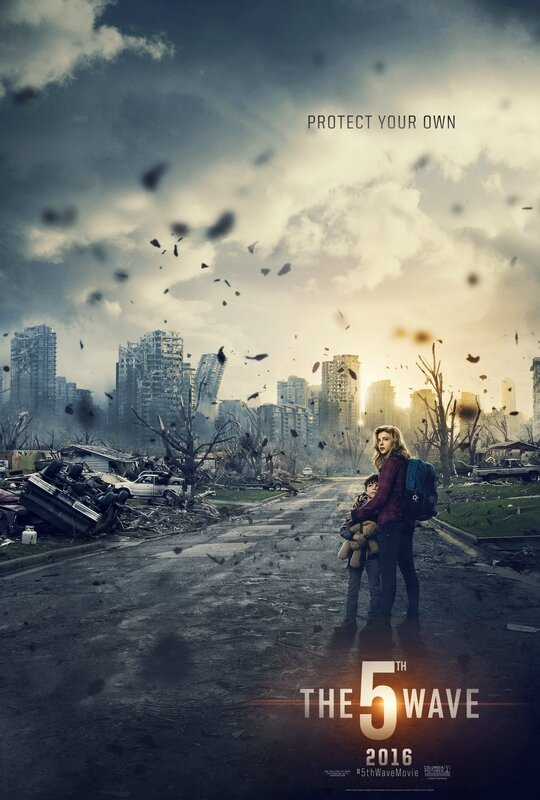 5th wave poster film