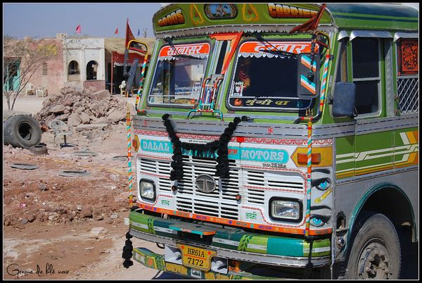 Camion indien Tata