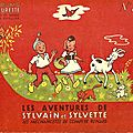 Albums Sylvain & Sylvette