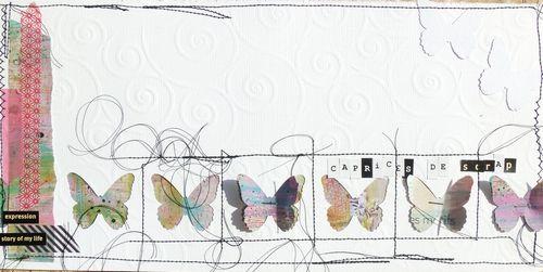 Deb sketch Octobre 2011 des Poulettes