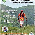 trail des marcaires 2015