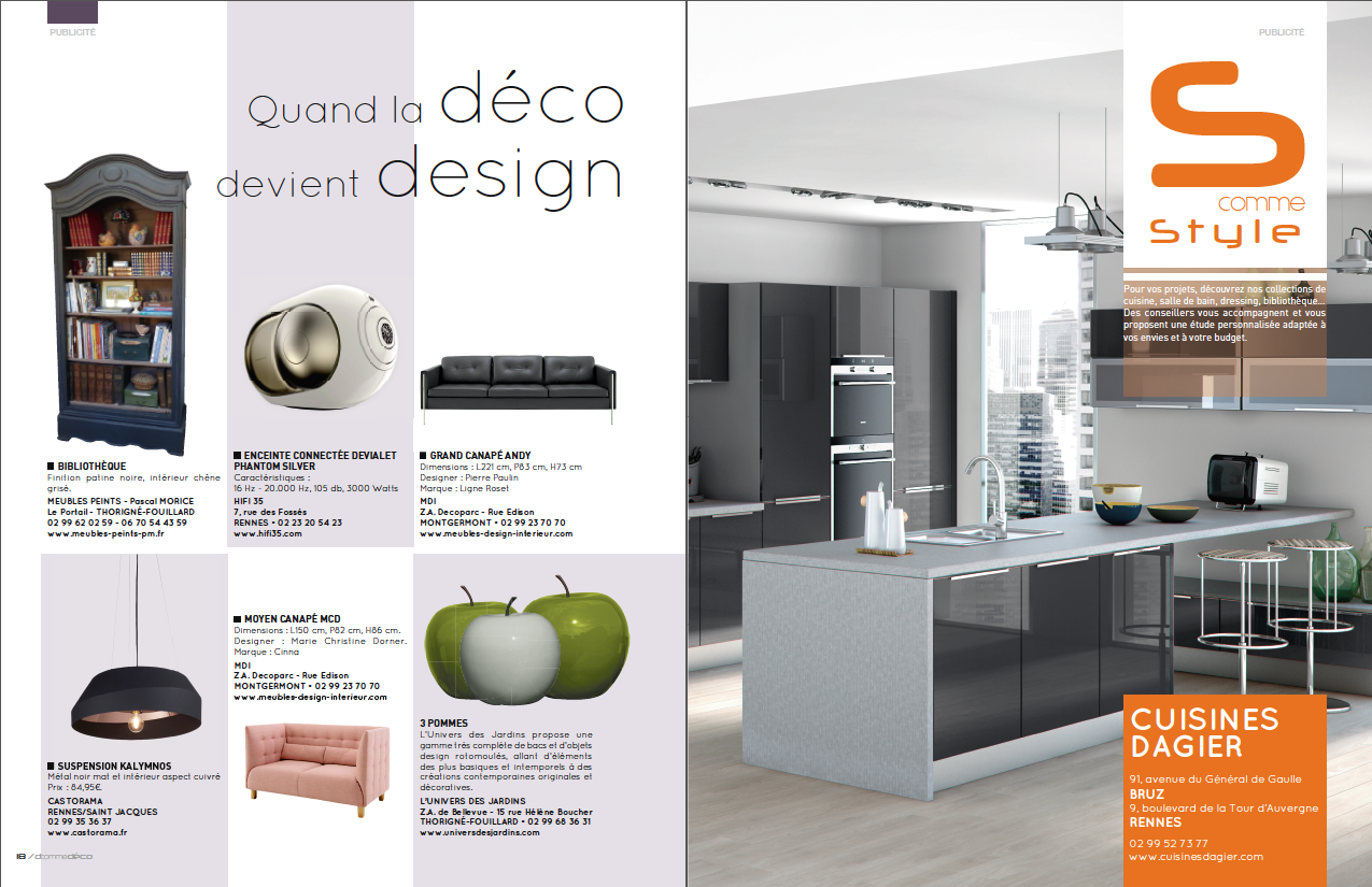 D comme d co oct 2015 slc graphisme for Deco quimperle