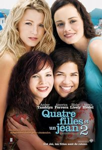 affiche_Quatre_filles_et_un_jean_2_The_Sisterhood_of_the_Traveling_Pants_2_2007_1