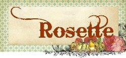 Rosette signature